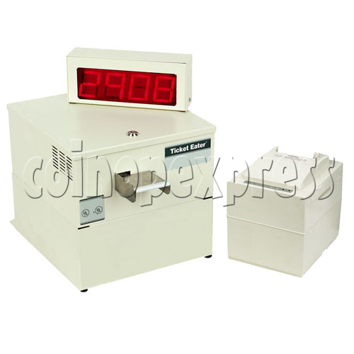 Ticket Eater with Thermal Printer (DL-9000) 8523