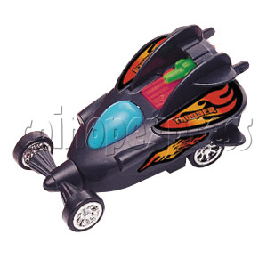 Spinning And Tumbling Mini Remote Control Car 9119