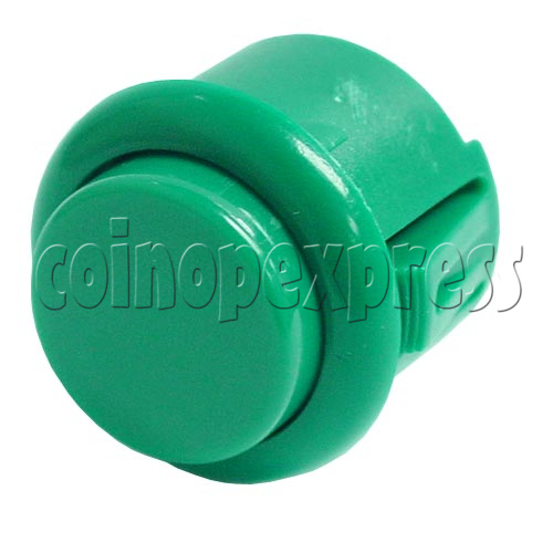 27mm Round Momentary Contact Push Button with Clipper 8700
