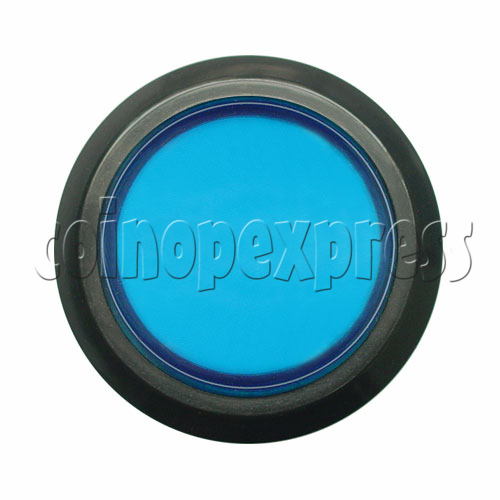 33mm Round Illuminated Push Button - Black Body with Color Top 8738