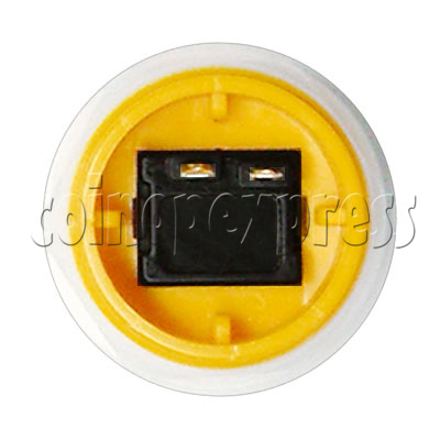 33mm Round Convex Push Button with Momentary Contact Switch 8853