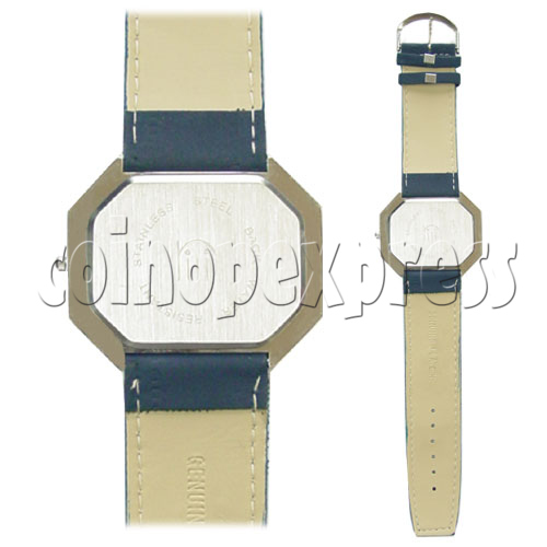 Polygonal Fashion Watches 11160