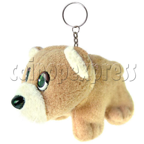 "3"" Cute Big Eyes Animal 15009"