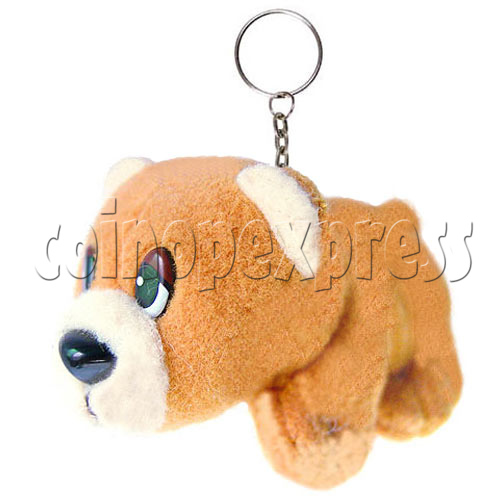 "3"" Cute Big Eyes Animal 15010"