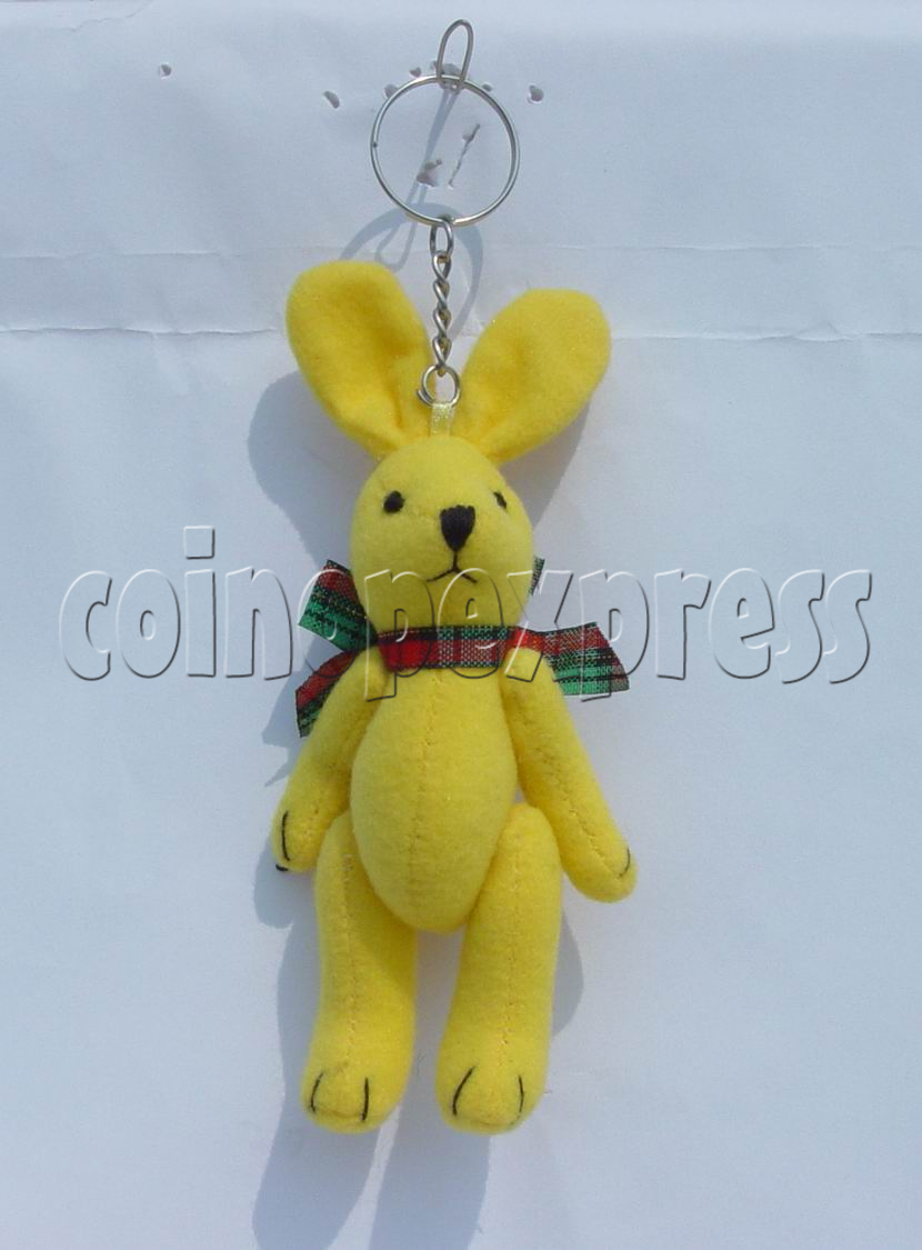 "5"" Little Joint Bear & Rabbit 10644"