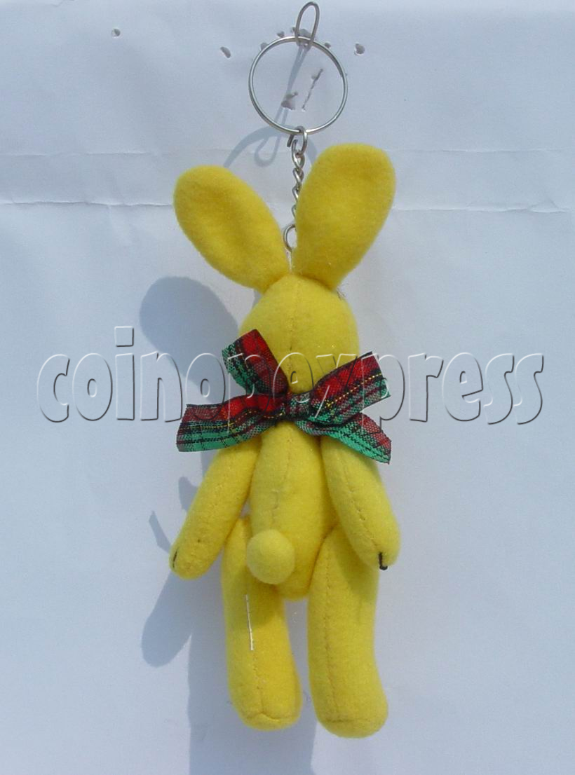 "5"" Little Joint Bear & Rabbit 10645"