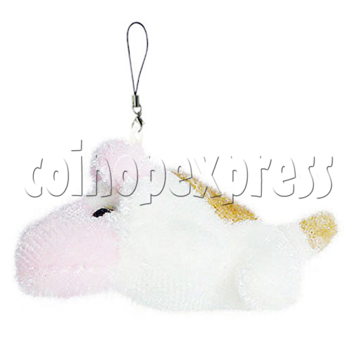 "2"" Lanyard Cow and Dog 10769"