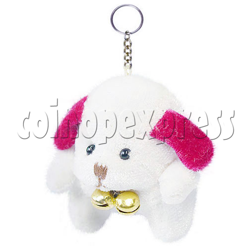 "2"" Lanyard Cow and Dog 10771"