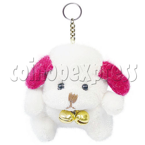 "2"" Lanyard Cow and Dog 14949"