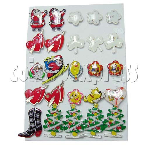 Animal Flashing Pins 9978