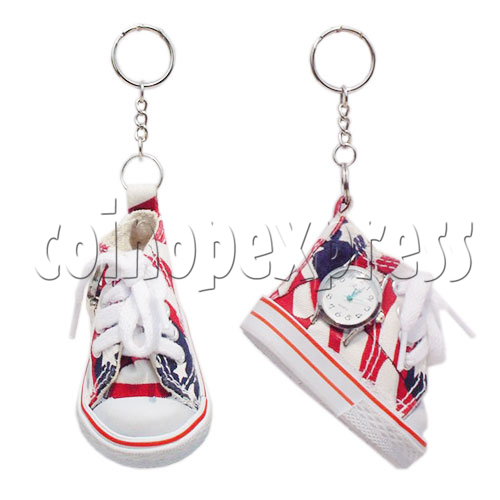 Shoe and Keyring Watches 10619