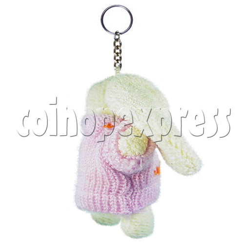 "4"" Bunny Rabbit Plush Toy 14603"