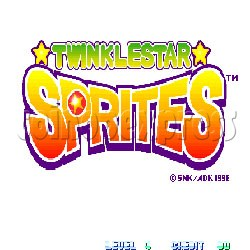 Twinkle Star Sprites cartridge