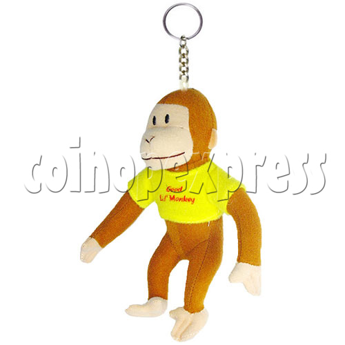 "6.3"" Monkey With T-Shirt 10809"