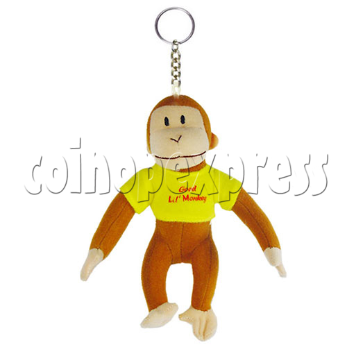 "6.3"" Monkey With T-Shirt 10810"