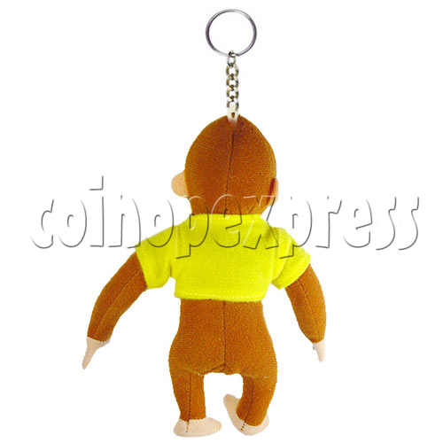 "6.3"" Monkey With T-Shirt 10811"