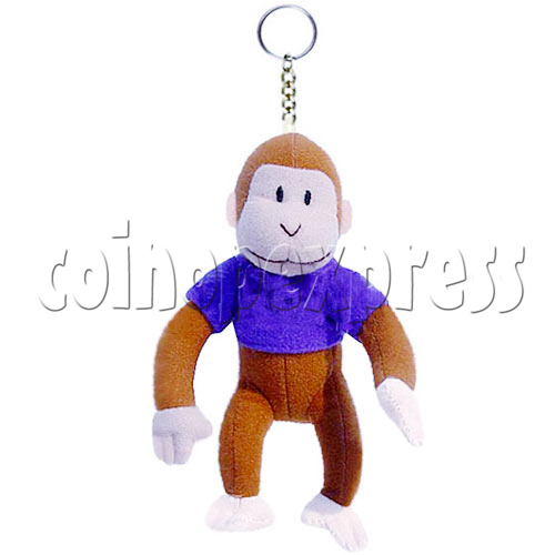 "6.3"" Monkey With T-Shirt 14797"
