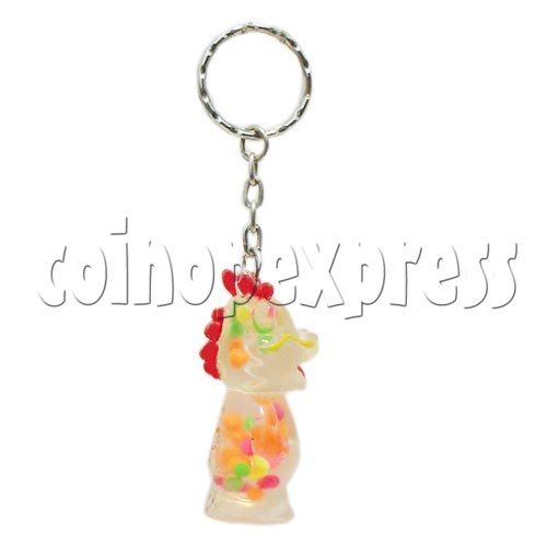 Elasticity Liquid Key Rings 10291
