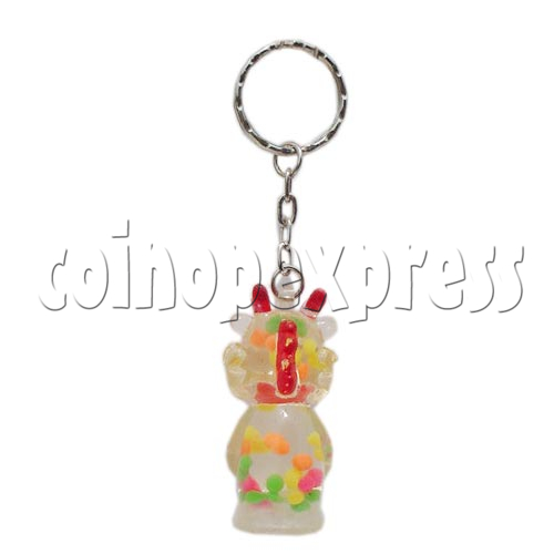 Elasticity Liquid Key Rings 10292