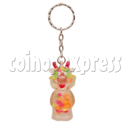Elasticity Liquid Key Rings 10293