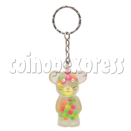 Elasticity Liquid Key Rings 10294