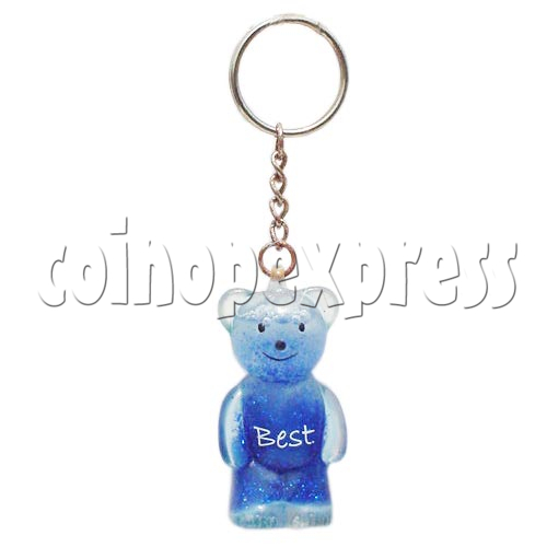Elasticity Liquid Key Rings 10296