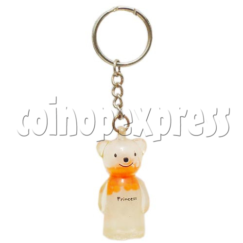 Elasticity Liquid Key Rings 10297