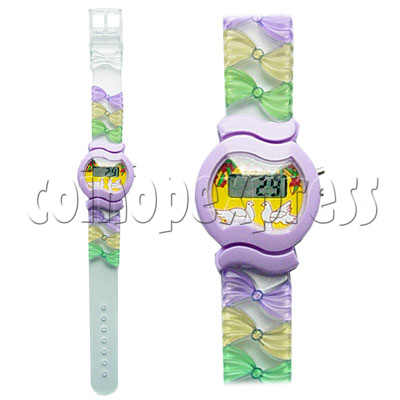 Fancy Kid Watches 9606