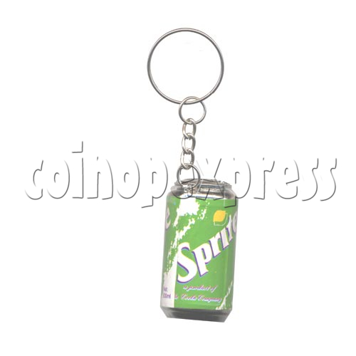 Soft-drink Light-up Key Rings 9795