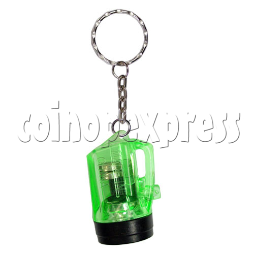 Torch Light-up Key Rings 12360