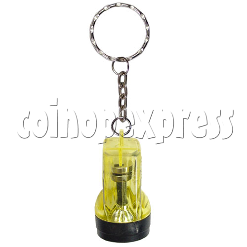 Torch Light-up Key Rings 12363
