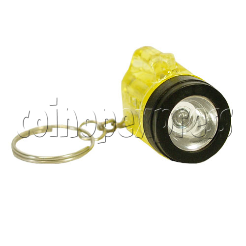Torch Light-up Key Rings 12365