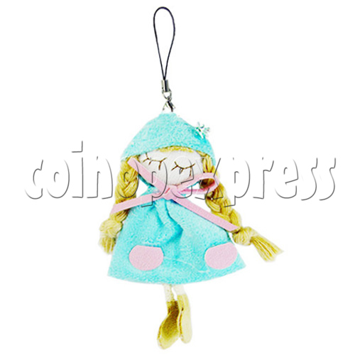 "3.5"" Colorful Skirt Girls Series 14571"