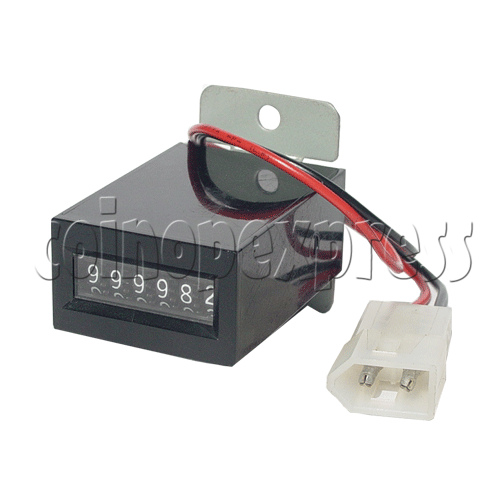 6 Digit Meter With Plug 11142