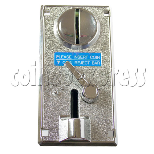 Electronic Comparable Front Type Coin Acceptor 12475