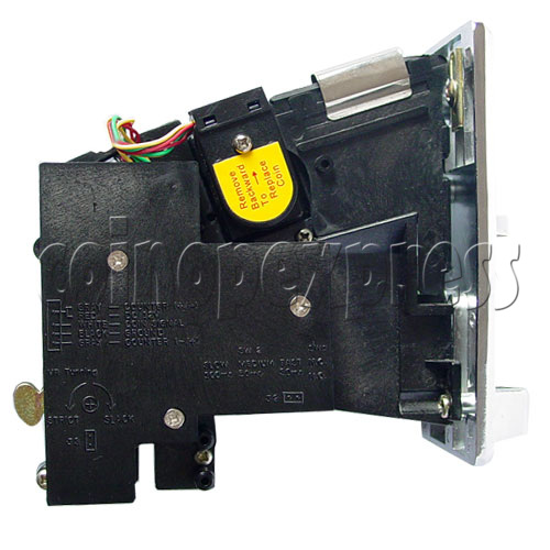 Electronic Comparable Front Type Coin Acceptor 12480