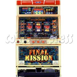 Final Mission Pachislo Machine