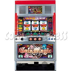 Gals Magic Pachislo Machine
