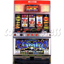 Gamble Combo 2 Pachislo Machine