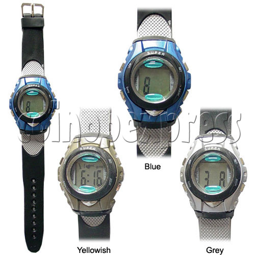 Window Battery Sport Watches 11566