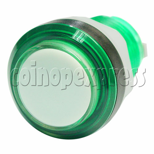 33mm Round Illuminated Push Button - Color Body with White Top 11993