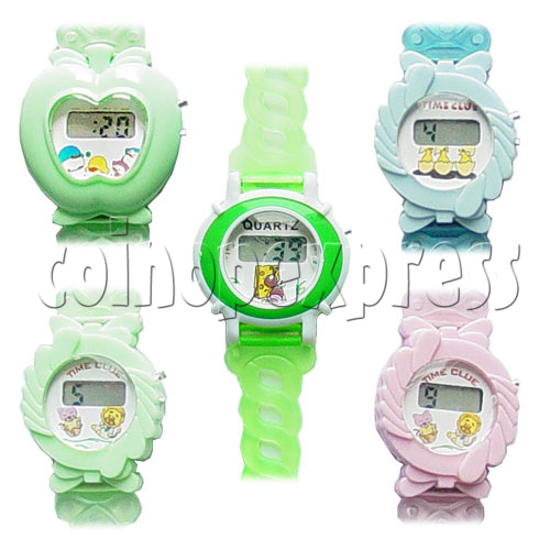 Sample Combo - Kid Watches Collection 12176