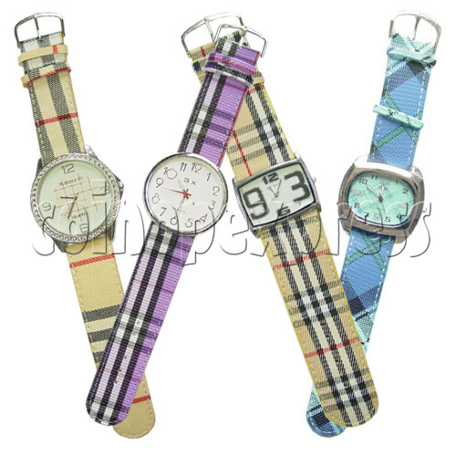Sample Combo - PVC Watch Collection 12205
