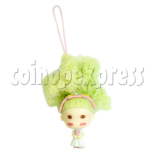 Color Hair changing Cell Phone Strap 12448