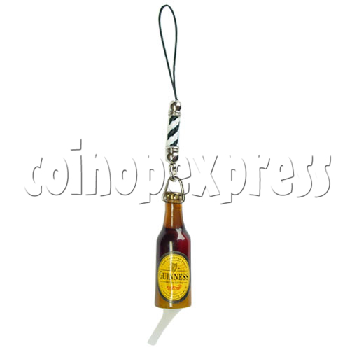 Flashing Bottle Mobile Strap 12693