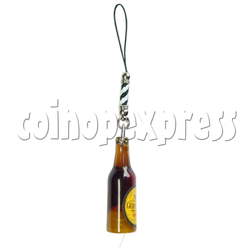 Flashing Bottle Mobile Strap 12696