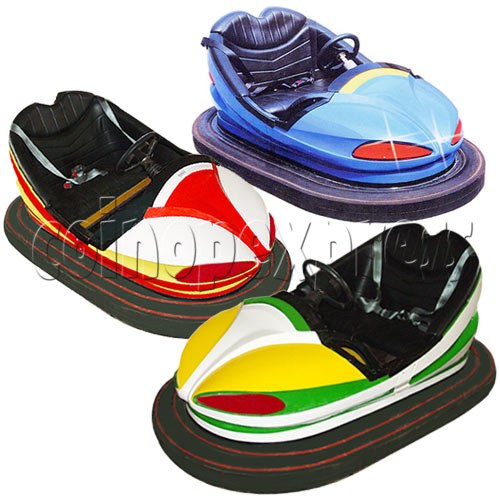 Bumper Car (Bright Series - 6 Cars Full Set) 16399