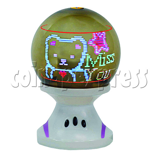 Advertising LED Ball(MiraBall - 120mm with 8 colours) 20840