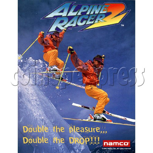 Alpine Racer 2 (DX) 18678