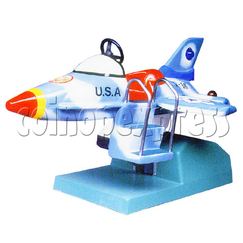 Air Fighter F16 Kiddie Ride 13279